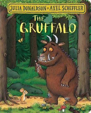 THE GRUFFALO (CARTONÉ)