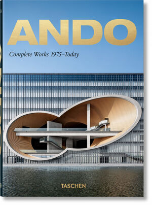 ANDO COMPLETE WORKS 1975-TODAY.
