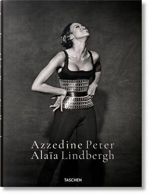 PETER LINDBERGH.AZZEDINE ALAIA