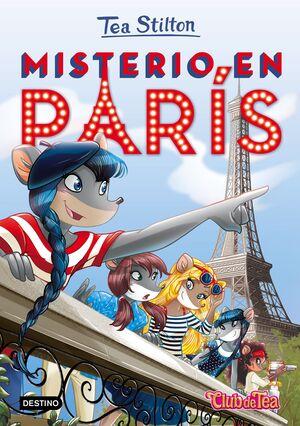TEA STILTON 4 MISTERIO EN PARIS