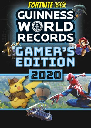GUINNESS WORLD RECORDS 2020. GAMER'S EDITION