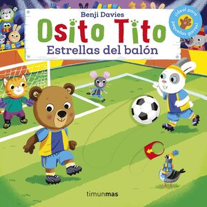 OSITO TITO. ESTRELLAS DEL BALÓN