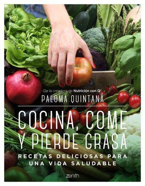 COCINA, COME Y PIERDE GRASA