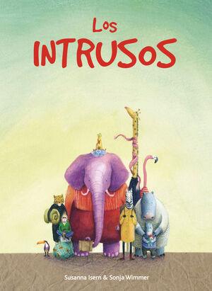 LOS INTRUSOS (2ªED)