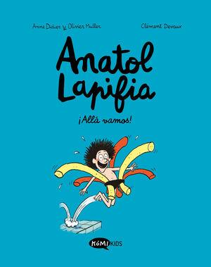 ANATOL LAPIFIA VOL.1 ¡ALLÁ VAMOS!