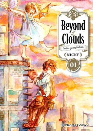 BEYOND THE CLOUDS Nº 01
