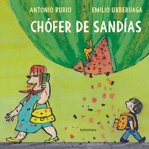 CHÓFER DE SANDÍAS.CAST