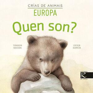 QUEN SON? CRÍAS DE ANIMAIS - EUROPA