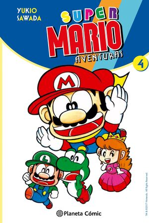 2.SUPER MARIO AVENTURAS
