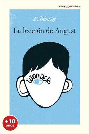 WONDER. LECCION DE AUGUST (ED ESCOLAR)