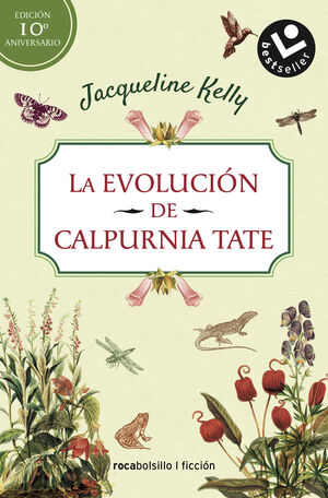 EVOLUCION DE CALPURNIA TATE (10 ANIVERSA