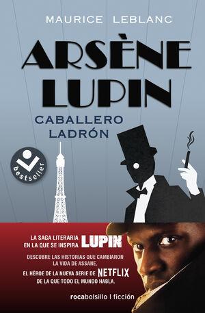 ARSÈNE LUPIN CABALLERO LADRÓN. BOL