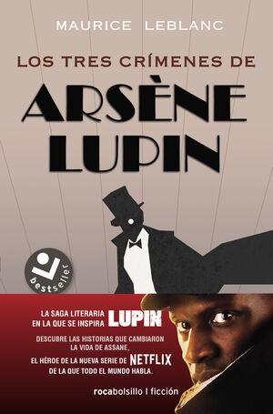 LOS TRES CRÍMENES DE ARSÈNE LUPIN. BOL