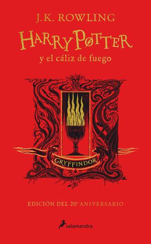 HP4-CALIZ DE FUEGO (TD)(20 ANIV.GRY