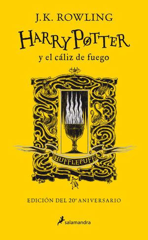 HP4-CALIZ DE FUEGO (TD)(20 ANIV.HUF)