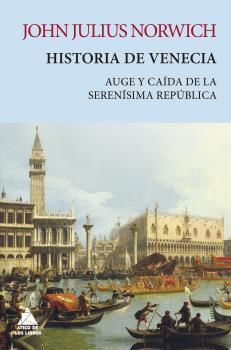 HISTORIA DE VENECIA - RÚSTICA