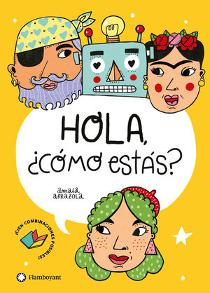 HOLA, ¿COMO ESTAS? - CASTELLANO