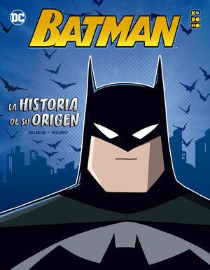 BATMAN: LA HISTORIA DE SU ORIGEN (TD)
