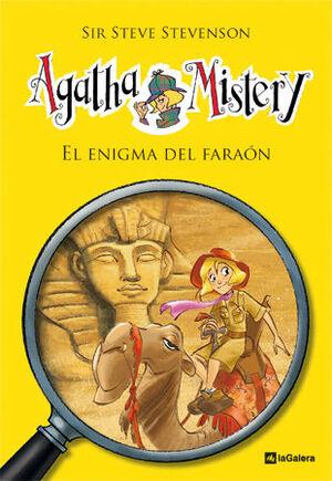 AGATHA MISTERY 1. EL ENIGMA DEL FARAÓN