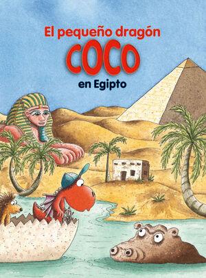 EL PEQUEÑO DRAGÓN COCO EN EL POLO NORTE