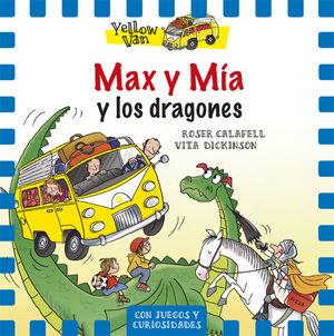 MAX Y MÍA Y LOS DRAGONES