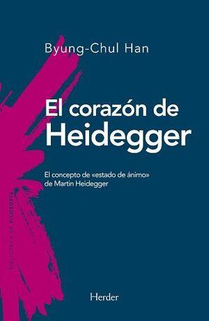 CORAZON DE HEIDEGGER,EL