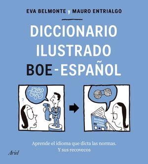 DICCIONARIO ILUSTRADO BOE ESPAÑOL