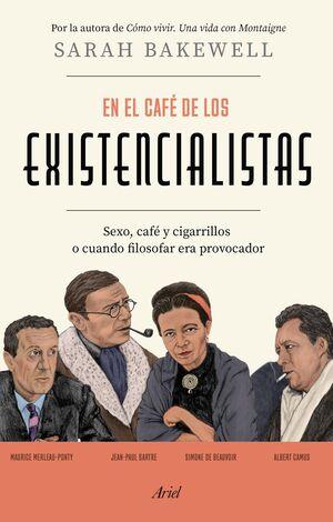 EN EL CAFÉ DE LOS EXISTENCIALISTAS