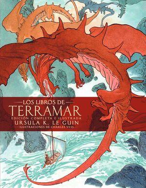LOS LIBROS DE TERRAMAR. ILUSTRADA