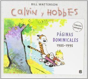 BILL WATTERSON, CALVIN & HOBBES. PÁGINAS DOMINICALES 1985-1995
