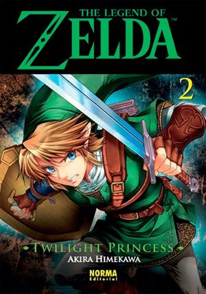 THE LEGEND OF ZELDA:TWILIGHT PRINCESS 2