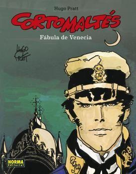 CORTO MALTES 07 FABULA DE VENECIA
