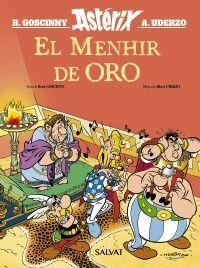 ASTÉRIX. EL MENHIR DE ORO