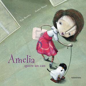 AMELIA QUERE UN CAN