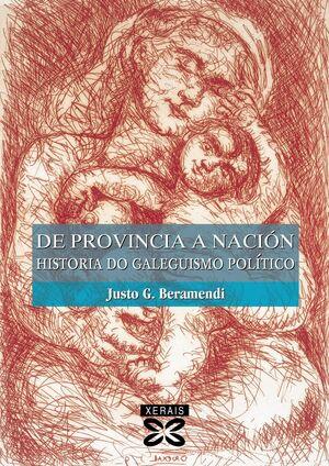 DE PROVINCIA A NACIÓN
