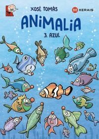 ANIMALIA. 3. AZUL