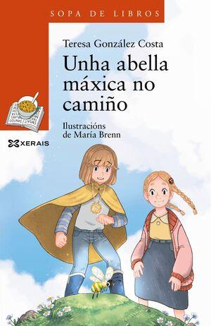 UNHA ABELLA MÁXICA NO CAMIÑO