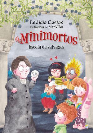ESCOLA DE SALVAXES. 0S MINIMORTOS