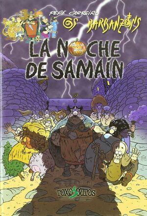 LA NOCHE DE SAMAÍN