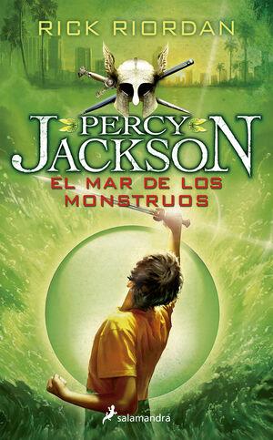 2.PERCY JACKSON.EL MAR DE LOS MONSTRUOS